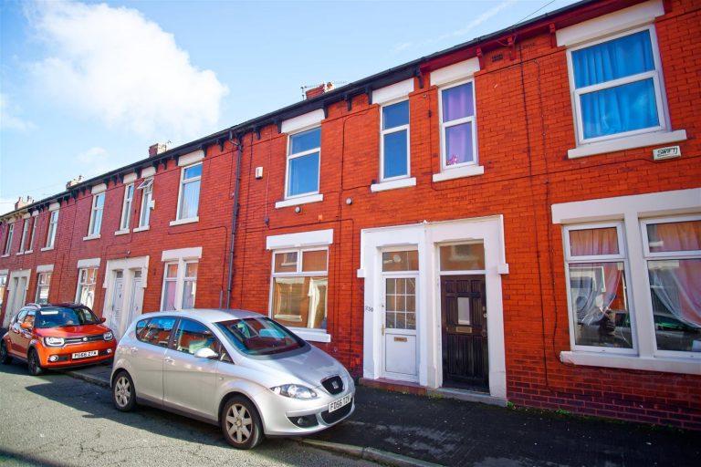 3-Bedroom House for Sale on Shelley Road, Ashton, Preston