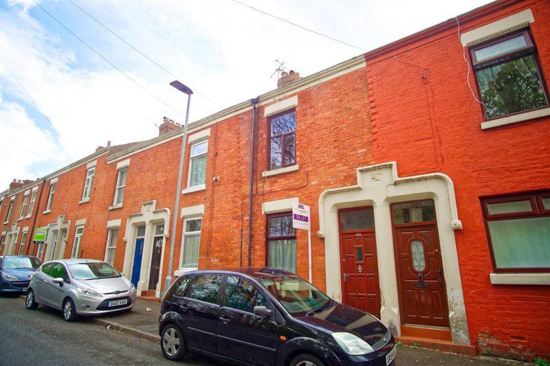 Selborne Street, Preston