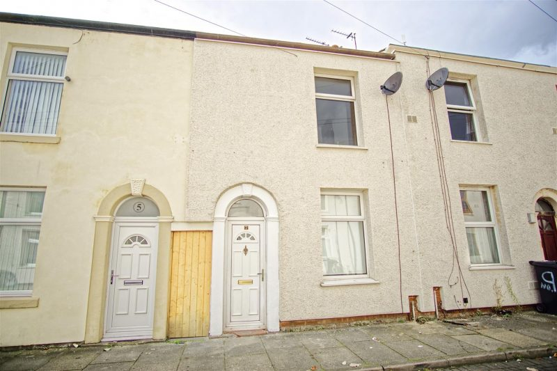 2-Bed House for Sale on Caroline Street, Preston
