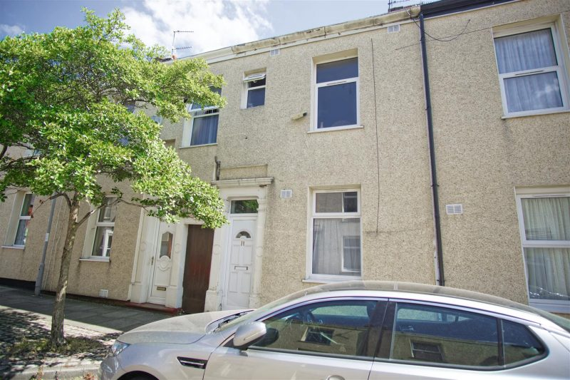 2 Bedroom House to Let in Great Townley Street, Preston