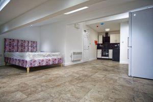 Studio Flat to rent on Geoffrey Street, Preston