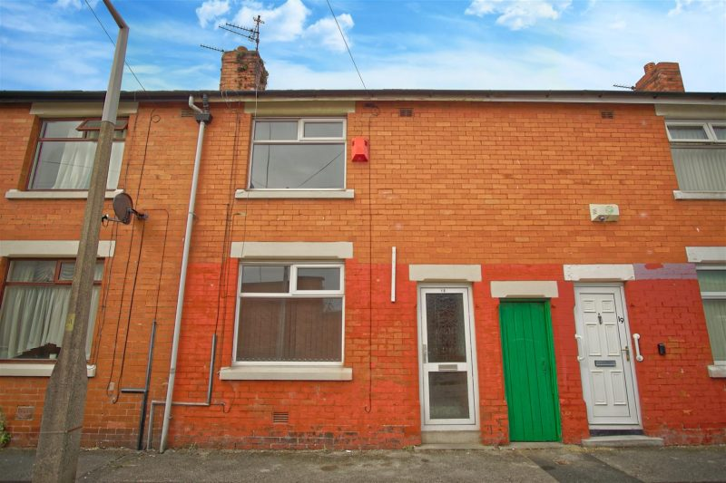 Raglan Street, Ashton-On-Ribble, Preston