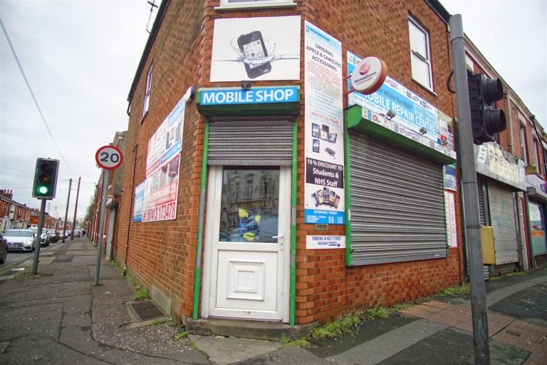 Commercial property to let on Ribbleton Lane, Preston