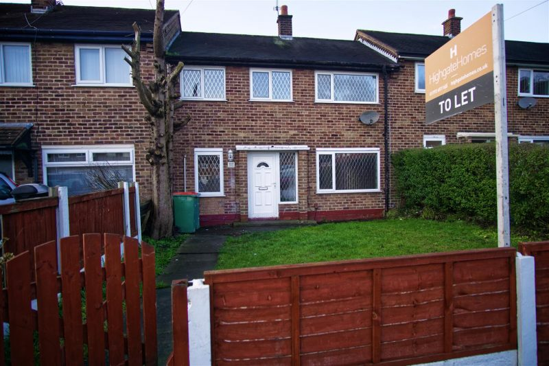 2 Bed house to let on Garsdale Road, Preston