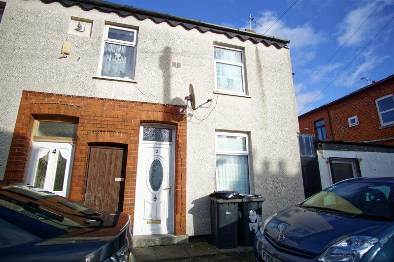 3 Bed end terrace for sale on Salisbury Street, Preston