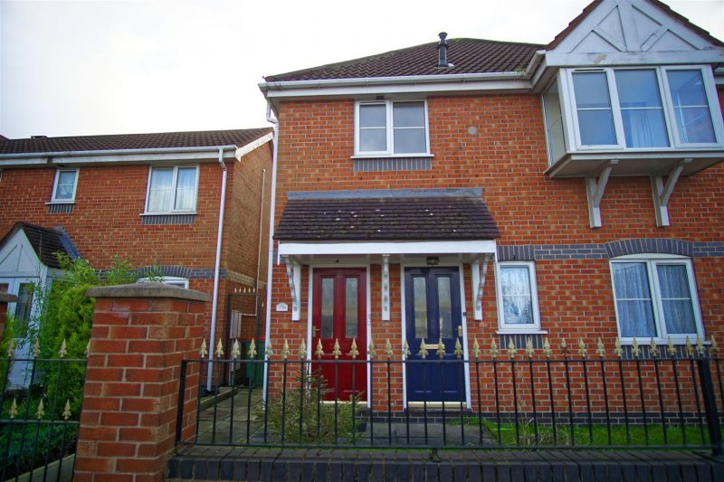 1-bed first floor apartment to let on Blackpool Road, Preston
