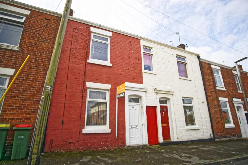 2-Bed House for Sale on Priory Street, Preston