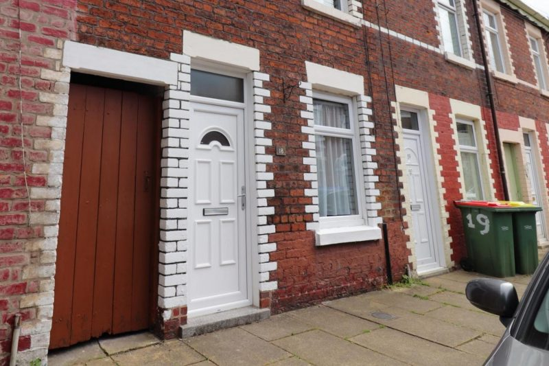 2-Bed House for Sale on Bird Street, Preston