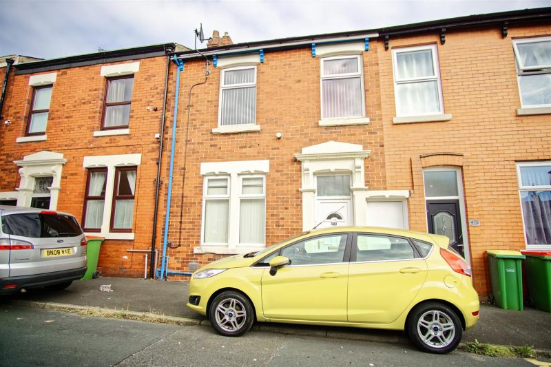 3-Bed House for Sale on Brook Street, Preston