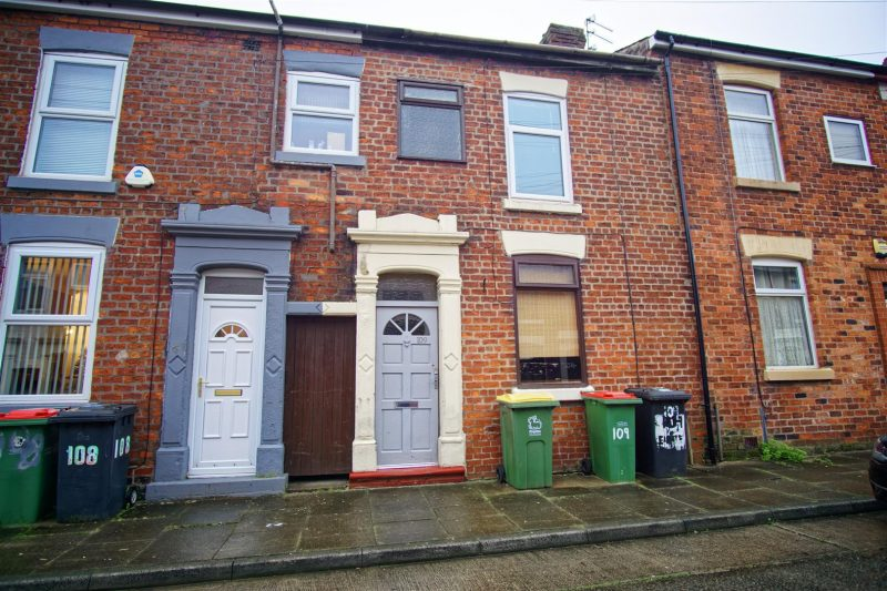 2-Bed Terraced House to Let on Elliott Street, Preston