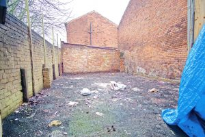 Builders Yard Adjacent to 29 Trafford Street for Sale