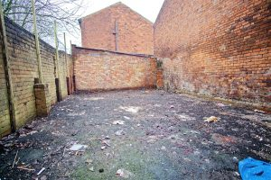 Builders Yard Adjacent to 29 Trafford Street for Sale