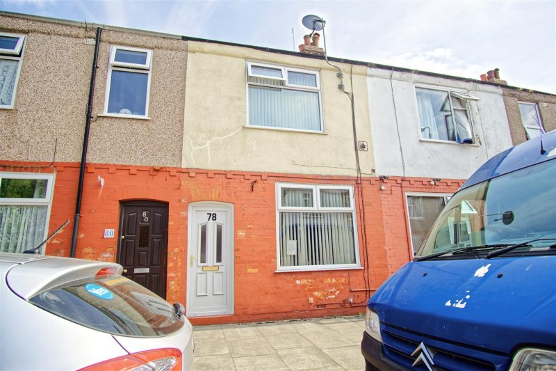 2-Bed Terraced House to Let on Raikes Road, Preston