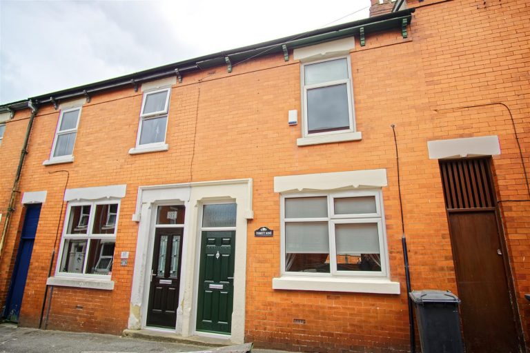 4-Bed Terraced House for Sale on Shelley Road, Preston