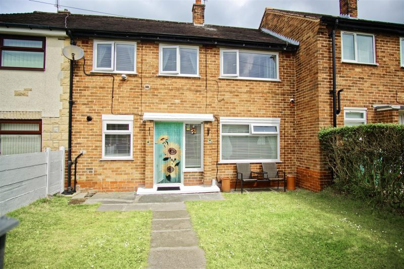 2-Bed Terraced House for Sale on Formby Place, Preston