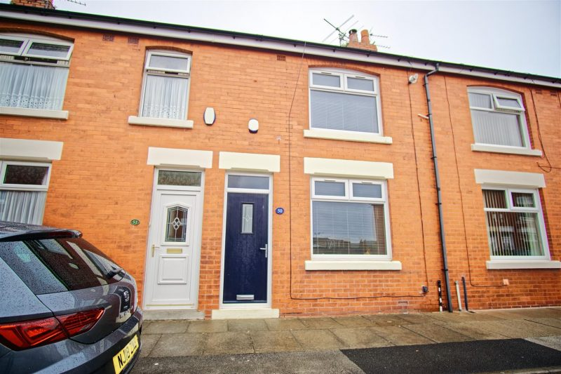 2-Bed Terraced House for Sale on Waverley Road, Preston