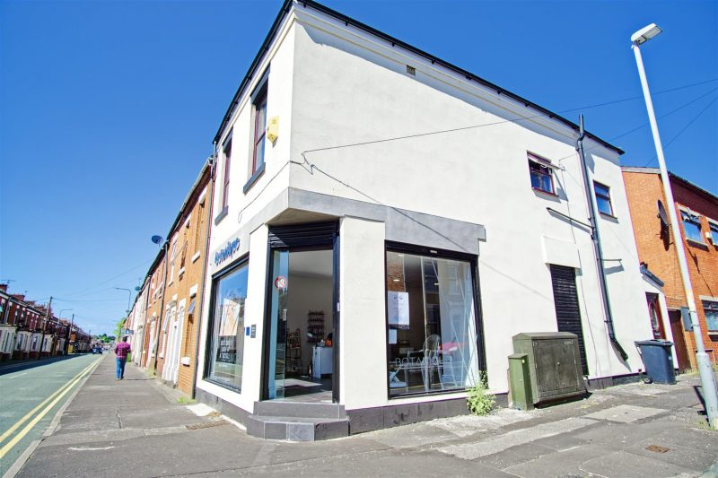 Commercial Area to Let on Plungington Road, Preston