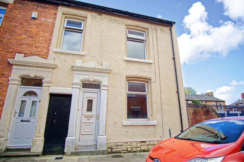 3-Bed End-Terraced House for Sale on Elmsley Street, Preston