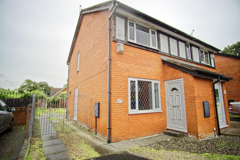 2-Bed Semi-Detached House to Let on Larchwood, Preston